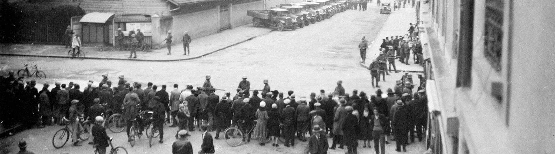 Genève, 9 novembre 1932