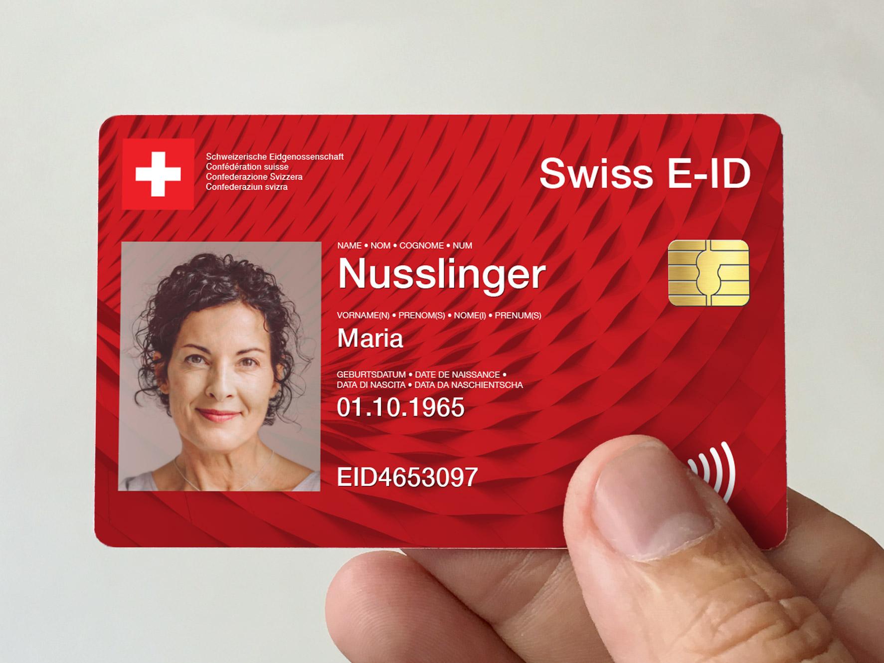 L'identification électronique en Suisse